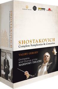 Sinfonie e Concerti (integrale) (8 DVD) - DVD
