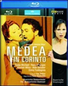 Simon Mayr. Medea in Corinto di Hans Neuenfels - Blu-ray