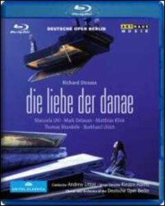 Richard Strauss. Die Liebe der Danae, Op. 83 di Kirsten Harms - Blu-ray