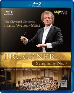 Bruckner. Sinfonia n.7 - Blu-ray