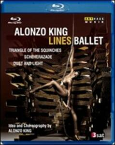 Alonzo King Lines Ballet - Blu-ray