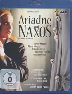 Richard Strauss. Arianna a Nasso. Ariadne auf Naxos di Claus Guth - Blu-ray