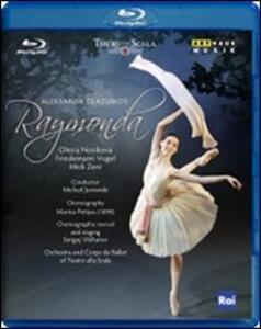 Alexander Glazunov. Raymonda - Blu-ray