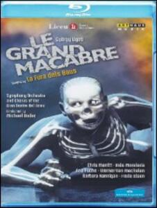 György Ligeti. Le Grand Macabre - Blu-ray