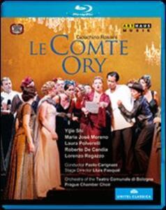 Gioacchino Rossini. Le comte Ory di Lluis Pasqual - Blu-ray