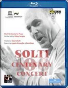 Georg Solti Centenary Concert - Blu-ray