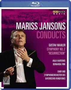 Mariss Jansons conducts Mahler. Symphony No. 2 - Blu-ray