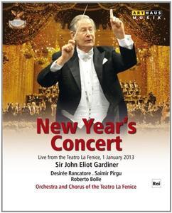 Concerto di Capodanno 2013 - Blu-ray