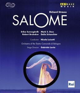 Richard Strauss. Salomé di Gabriele Lavia - Blu-ray