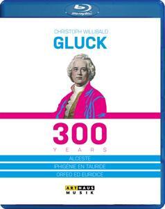 Christoph Willibald Gluck. 300 Years - Blu-ray