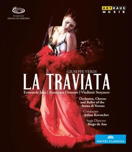 Giuseppe Verdi. La Traviata di Hugo De Ana - Blu-ray