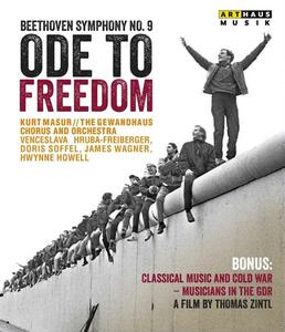 Ode to Freedom - Sinfonia n.9 Corale - Blu-ray