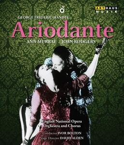 Georg Friedrich Händel. Ariodante di David Alden - Blu-ray