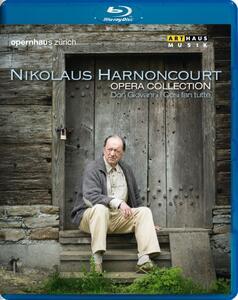 Nikolaus Harnoncourt. Opera Collection. Don Giovanni. Così fan tutte di Jürgen Flimm - Blu-ray