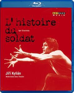 L' Histoire du Soldat - Blu-ray