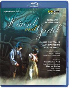 Hänsel e Gretel - Blu-ray