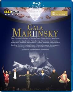 Gala Mariinsky II - Blu-ray