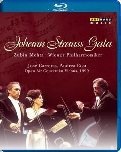 Johann Strauss Gala. Open Air Concert in Vienna, 1999 - Blu-ray