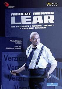 Aribert Reimann. Lear - DVD