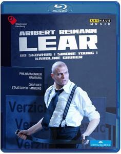 Aribert Reimann. Lear - Blu-ray