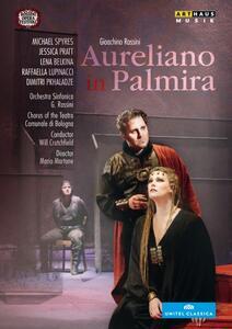 Gioachino Rossini. Aureliano in Palmira (2 DVD) di Mario Martone - DVD