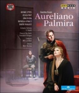Gioachino Rossini. Aureliano in Palmira di Mario Martone - Blu-ray