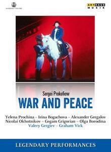 Sergei Prokofiev. Guerra e Pace (2 DVD) - DVD