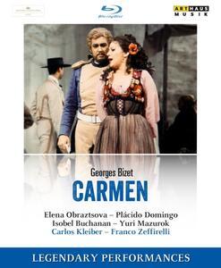 Georges Bizet. Carmen di Franco Zeffirelli - Blu-ray