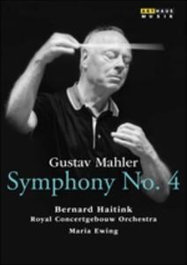 Gustav Mahler. Sinfonia n.4 - DVD