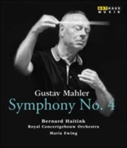 Gustav Mahler. Sinfonia n.4 - Blu-ray