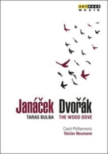 Leos Janácek, Taras Bulba. Antonin Dvorák, The Wild Dove - DVD