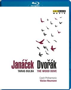 Leos Janácek, Taras Bulba. Antonin Dvorák, The Wild Dove - Blu-ray