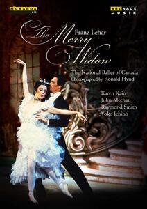Franz Lehár. La vedova allegra. The Merry Widow - DVD