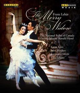 Franz Lehár. La vedova allegra. The Merry Widow - Blu-ray