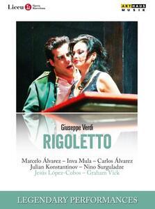 Giuseppe Verdi. Rigoletto - DVD