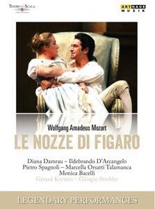 Wolfgang Amadeus Mozart. Nozze di Figaro (2 DVD) - DVD