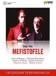 Arrigo Boito. Mefistofele - DVD