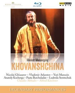 Modest Petrovic Mussorgsky. Khovanshchina - Blu-ray
