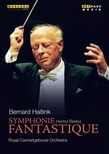 Hector Berlioz. Symphonie fantastique. Sinfonia Fantastica - DVD