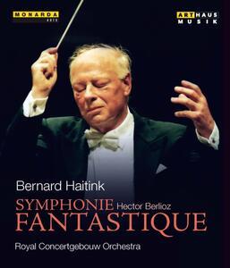 Hector Berlioz. Symphonie fantastique. Sinfonia Fantastica - Blu-ray