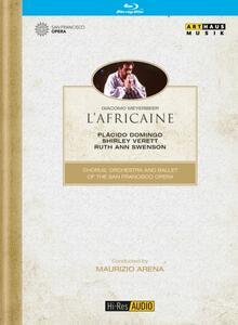 Giacomo Meyerbeer. L'africaine - Blu-ray