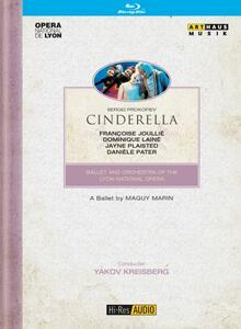 Sergei Prokofiev. Cenerentola. Cinderella - Blu-ray