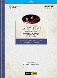Giacomo Puccini. La Boheme di Francesca Zambello,Brian Large - Blu-ray