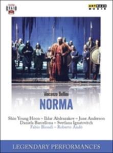 Vincenzo Bellini. Norma di Roberto Andò - DVD