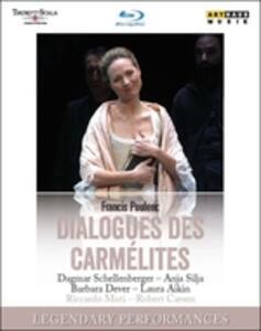 Francis Poulenc. Dialogues des Carmelitanes - Blu-ray