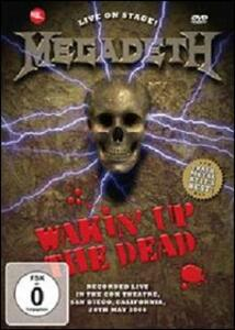 Megadeth. Wakin' Up the Dead - DVD
