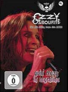 Ozzy Osbourne. Goin' Crazy In Argentina - DVD