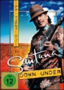 Carlos Santana. Down Under. Australia, 1979 - DVD