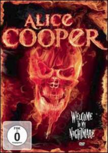 Alice Cooper. Welcome to My Nightmare di David Winters - DVD