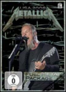 Metallica. Full Metal Package. USA 2008 - DVD